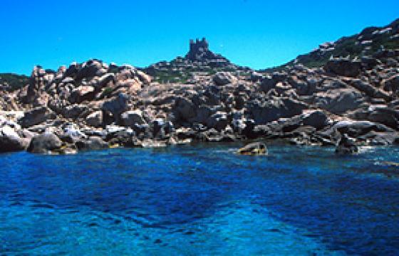Villasimius, isola di Serpentara