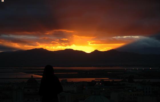 Cagliari, lo stagno di Santa Gilla - Autore: Marceddu Luca