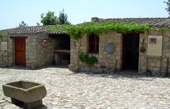 Ortacesus, museo del grano