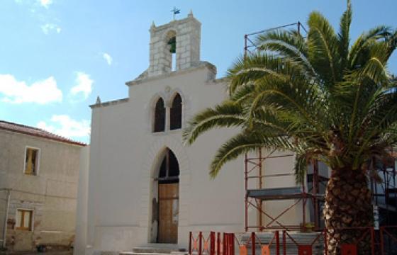 Martis, chiesa di San Giovanni