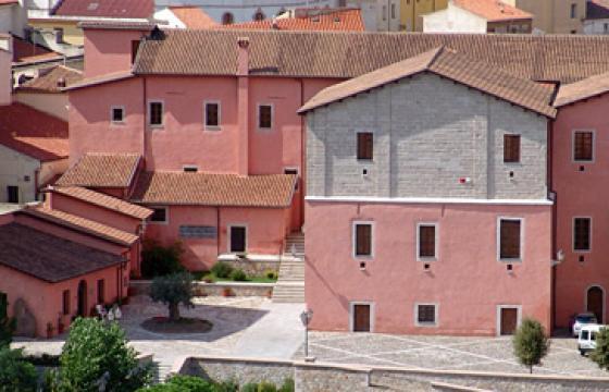 Ozieri, Museo Archeologico ex convento delle Clarisse