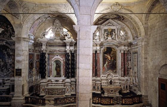 Cagliari, Cattedrale di Santa Maria di Castello