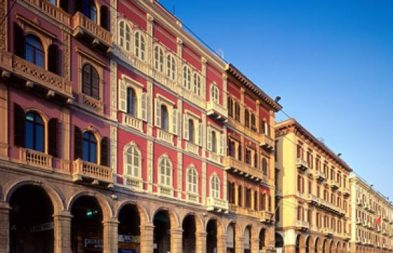 Cagliari, via Roma