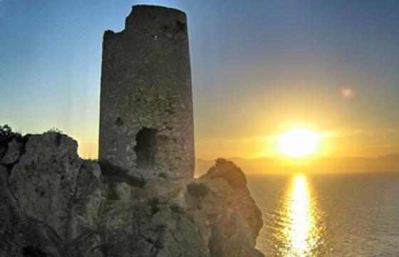 Cagliari, torre del Prezzemolo