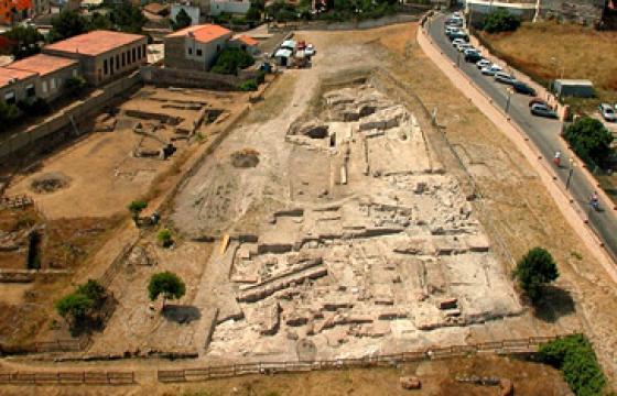 Sant'Antioco, città fenicio punica di Sulky