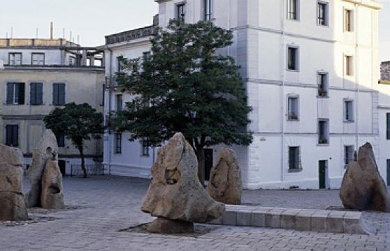 Nuoro, piazza Satta