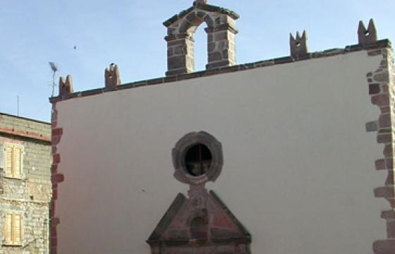 Orani, chiesa del Rosario
