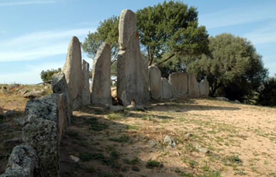 Arzachena, tomba di giganti di Li Lolghi