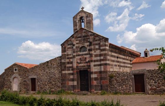 Ghilarza, chiesa di San Palmerio