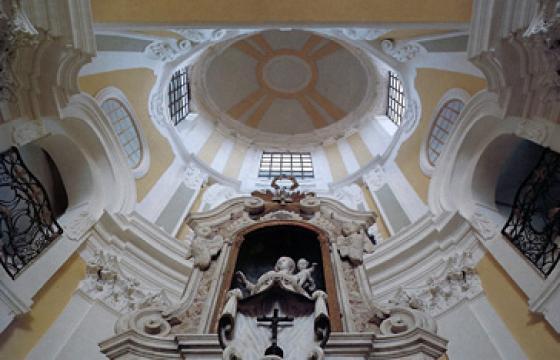 Oristano, chiesa del Carmine