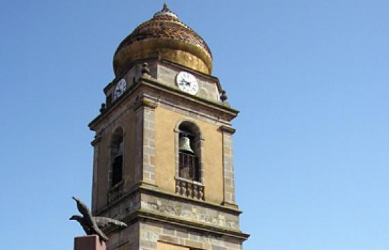 Sennariolo, campanile della chiesa di Sant'Andrea