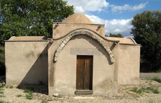 Simaxis, chiesa di San Teodoro di Congius