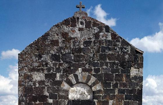 Solarussa, chiesa di San Gregorio