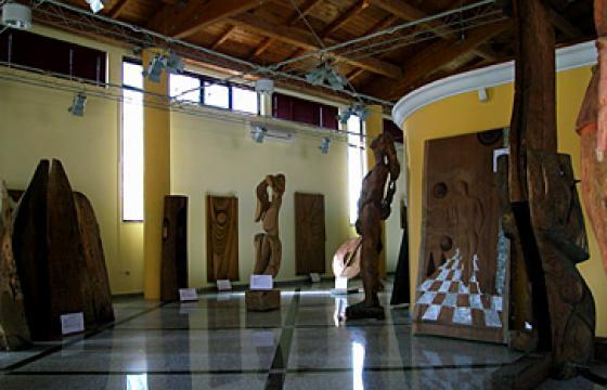 Buddusò, museo di arte contemporanea