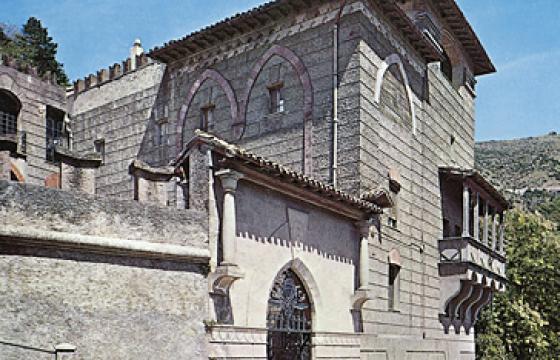 Aritzo, castello Arangino