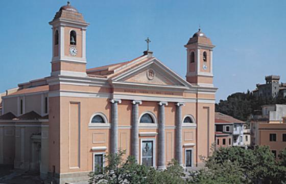 Nuoro, cattedrale di Santa Maria della Neve