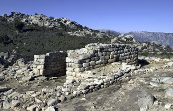 Irgoli, santuario di Janna 'e Pruna
