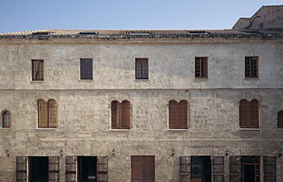 Alghero, casa De Ferrera