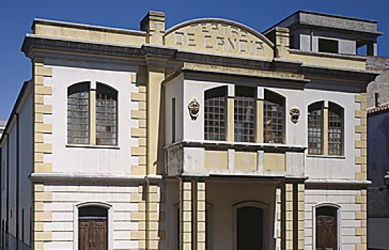Ozieri, teatro De Candia