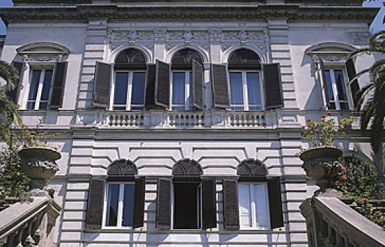 Cagliari, villa Congiu Patarozzi