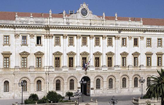 Sassari, palazzo della Provincia