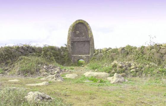 Borore, Tomba di Giganti di Imbertighe
