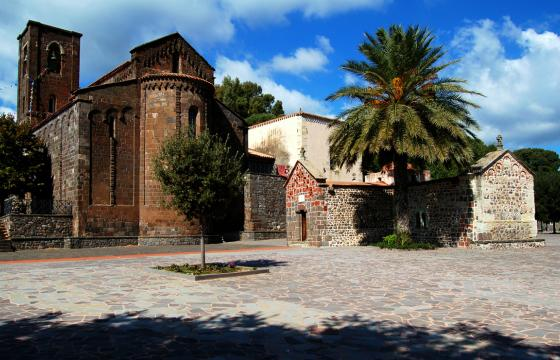Bonarcado, Santuario della Madonna di Bonaccattu