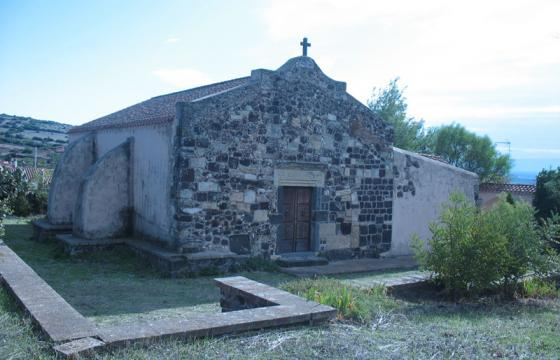 Narbolia, Chiesa di San Pietro