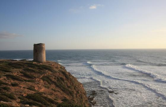 San Vero Milis, Torre aragonese di Capo Mannu