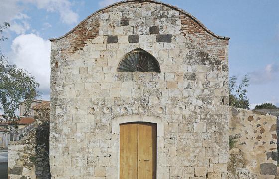 Zeddiani, Chiesa della Madonna delle Grazie