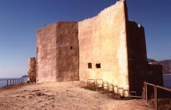 Villasimius, fortezza vecchia