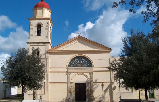 Guamaggiore, Chiesa di San Sebastiano martire