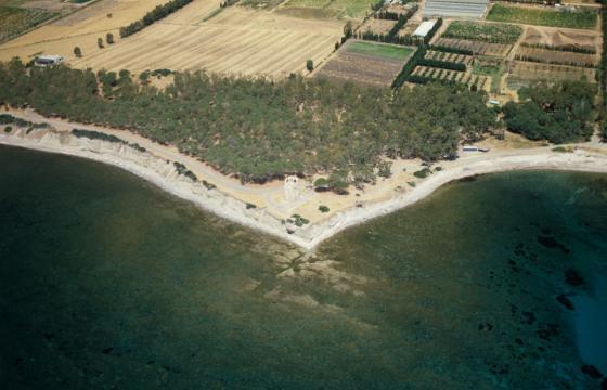 Santa Margherita di Pula, spiaggia di Cala d'Ostia