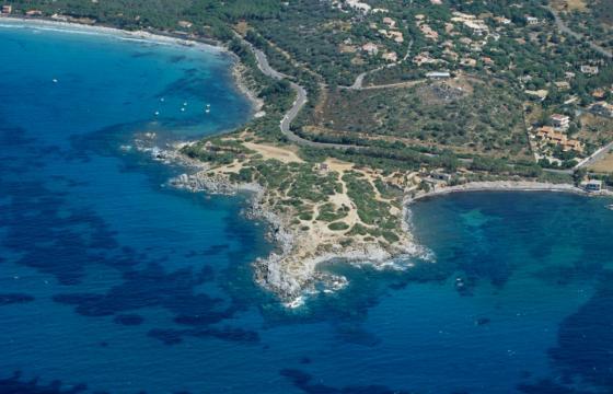 Quartu S.Elena, panoramica di Is Mortorius