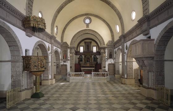 Sorradile, chiesa di San Sebastiano