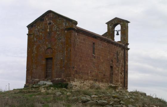 Benetutti, la chiesa romanica di San Saturnino