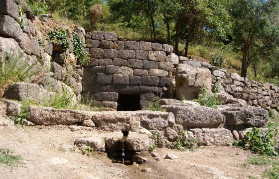 Bonorva, fonte sacra Su Lumarzu