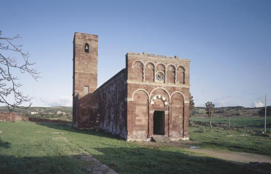 Tergu, chiesa di Santa Maria di Tergu