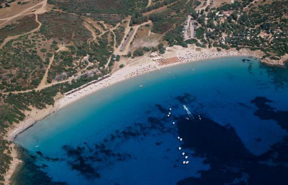 Teulada, litorale di Porto Tramatzu