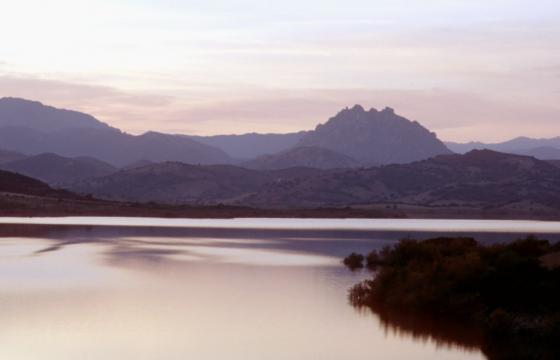 Lago di Tepilora