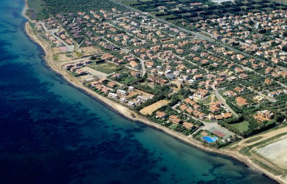Capoterra, spiaggia di Torre degli Ulivi