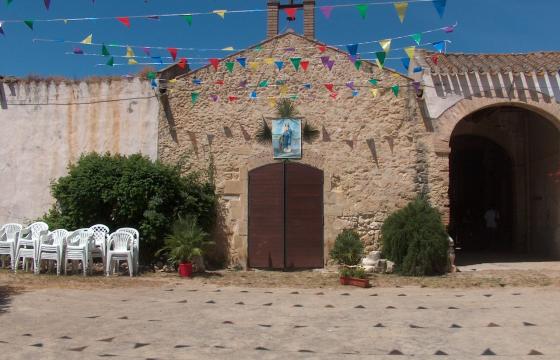 Elmas, chiesetta campestre di Santa Caterina