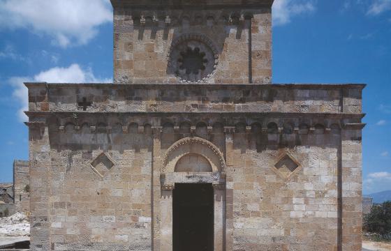 Tratalias, chiesa di Santa Maria