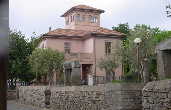 Sardara, Villa Diana