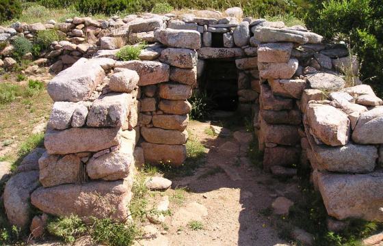 Alà dei Sardi, complesso di Nurattolos