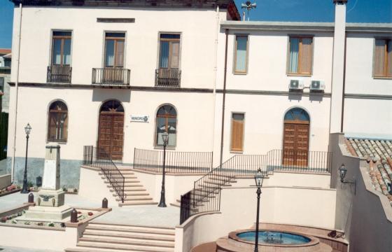 Genoni, municipio