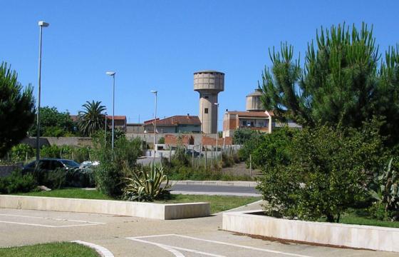 Nurachi, giardini pubblici