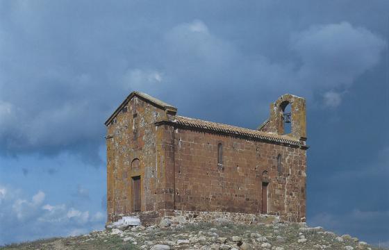 Bultei, chiesa di San Saturnino