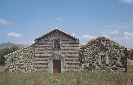Ploaghe, chiesa di Sant'Antonio di Salvenero