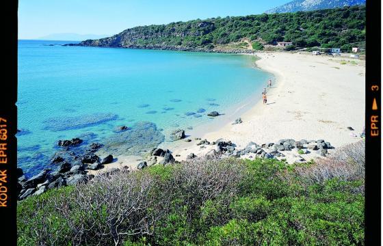 Spiaggia di Osalla di Dorgali